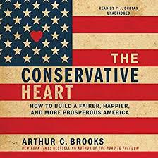 Conservative Heart Stars and Stripe